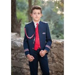 AMALIO RUBIO - traje almirante