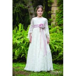AMAYA - vestido comunión