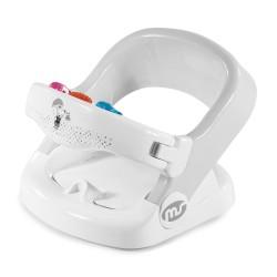 MS - Asiento bebe baño giratorio