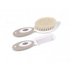 JANE - Brush and Comb Set