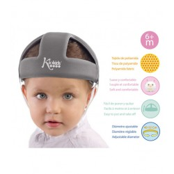 KIOKIDS - Casco de seguridad infantil