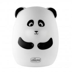 CHICCO - Oso panda luz anti oscuridad recargable