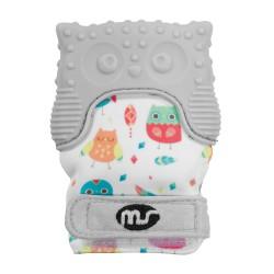 MS - Mordedor bebe silicona dentición