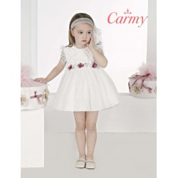 Carmy - Vestido arras corto