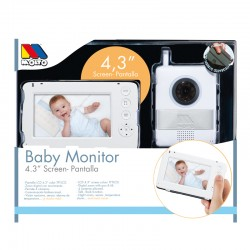 "MOLTO - Baby Monitor 4.3"""