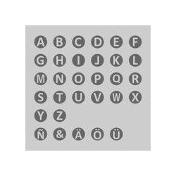 ALONDRA - Vinilos de letras