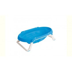 OLMITOS - BAÑERA PLEGABLE COMPACT BLUE