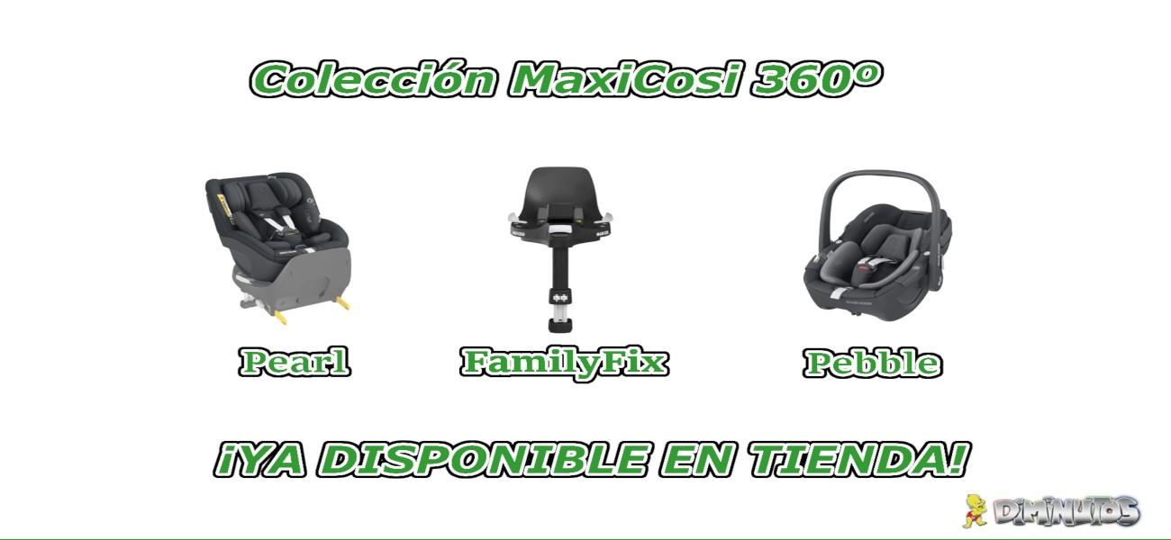 Productos MaxiCosi 360